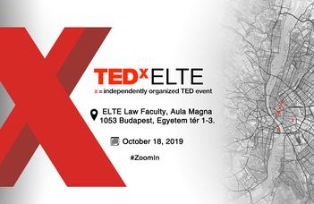 TEDxELTE Konferencia